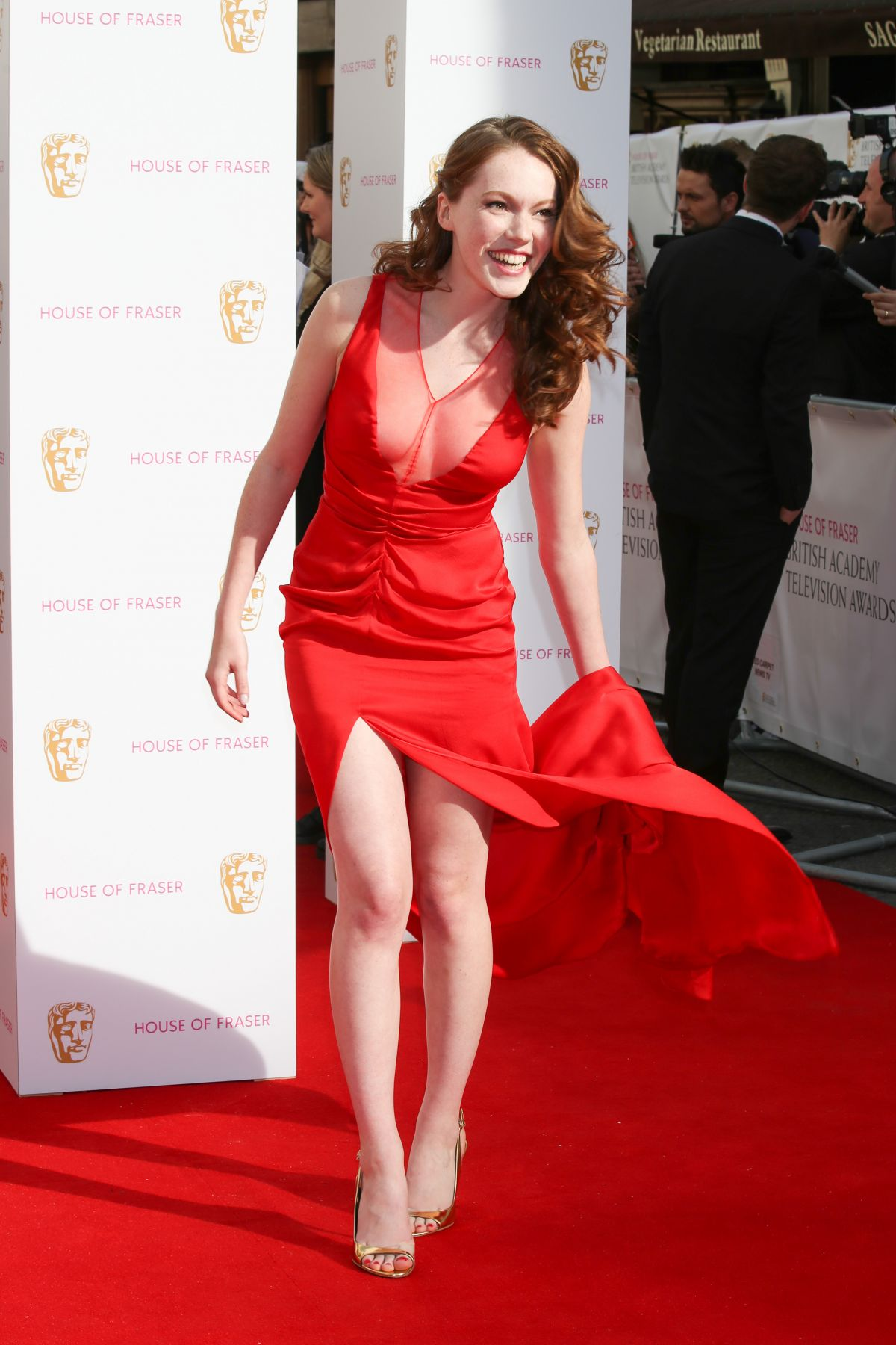 charlotte-spencer-at-bafta-2015-awards-i