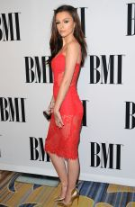 CHER LLOYD at 63rd Annual BMI Pop Awards in Beverly Hills
