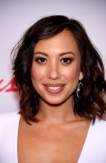 CHERYL BURKE at Red Nose Day Charity Event in New York