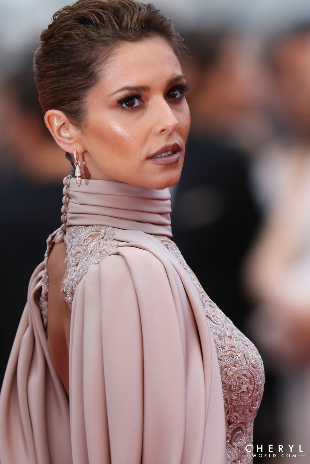 CHERYL COLE at Irrational Man Premiere in Cannes - HawtCelebs Cheryl Cole