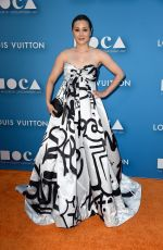 CHINA CHOW at Moca Gala 2015 in Los Angeles