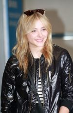CHLOE MORETZ Out and About in Seoul 05/21/2015