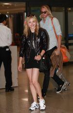 CHLOE MORETZ Out Shopping in Seoul 05/21/2015