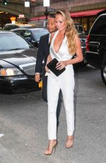 CHRISSY TEIGEN at An Evening of Practical Magic Gala 2015 in New York