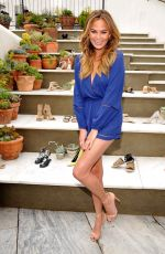 CHRISSY TEIGEN at Raye Shoe Launch Event in West Hollywood