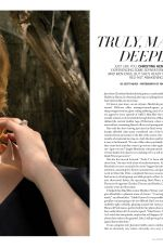 CHRISTINA HENDRICKS in Los Angeles Confidential Magazine, May/June 2015 Issue