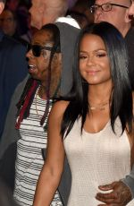 CHRISTINA MILIAN at Mayweather vs Pacquiao Boxing Match in Las Vegas