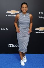 CHRISTINA MILIAN at Tomorrowland Premiere in Anaheim