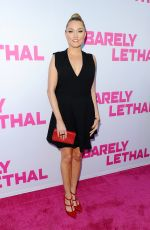 CLARE GRANT at Barely Lethal Premiere in Los Angeles