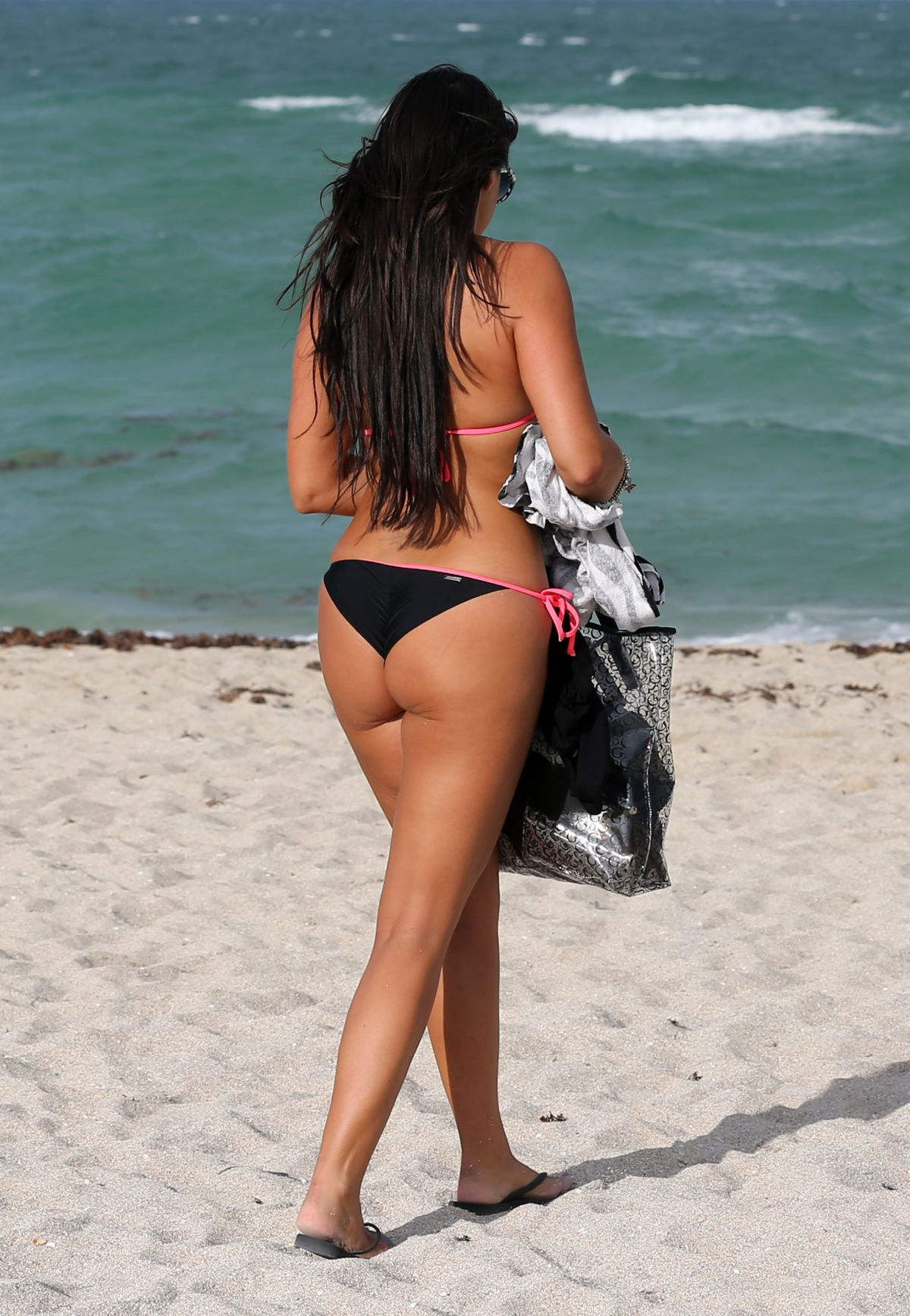 Claudia Romani in Bikini on South Beach in Miami 2 Pic 35 of 35