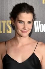 COBIE SMULDERS Results Premiere in New York 05/27/2015