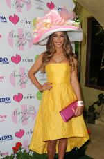 COURTNEY SIXX at 2nd Annual How2girl Kentucky Derby Ladies Luncheon in Westlake Village