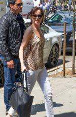 DAKOTA JOHNSON at How to be Single Set in New York 05/04/2015
