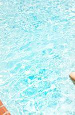 DANI THORNE -  Triangle Swimwear Photoshoot