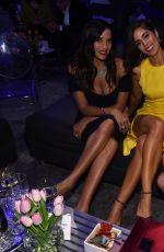 DANIA RAMIREZ at 2015 A&E/Lifetime Networks Upfront in New York