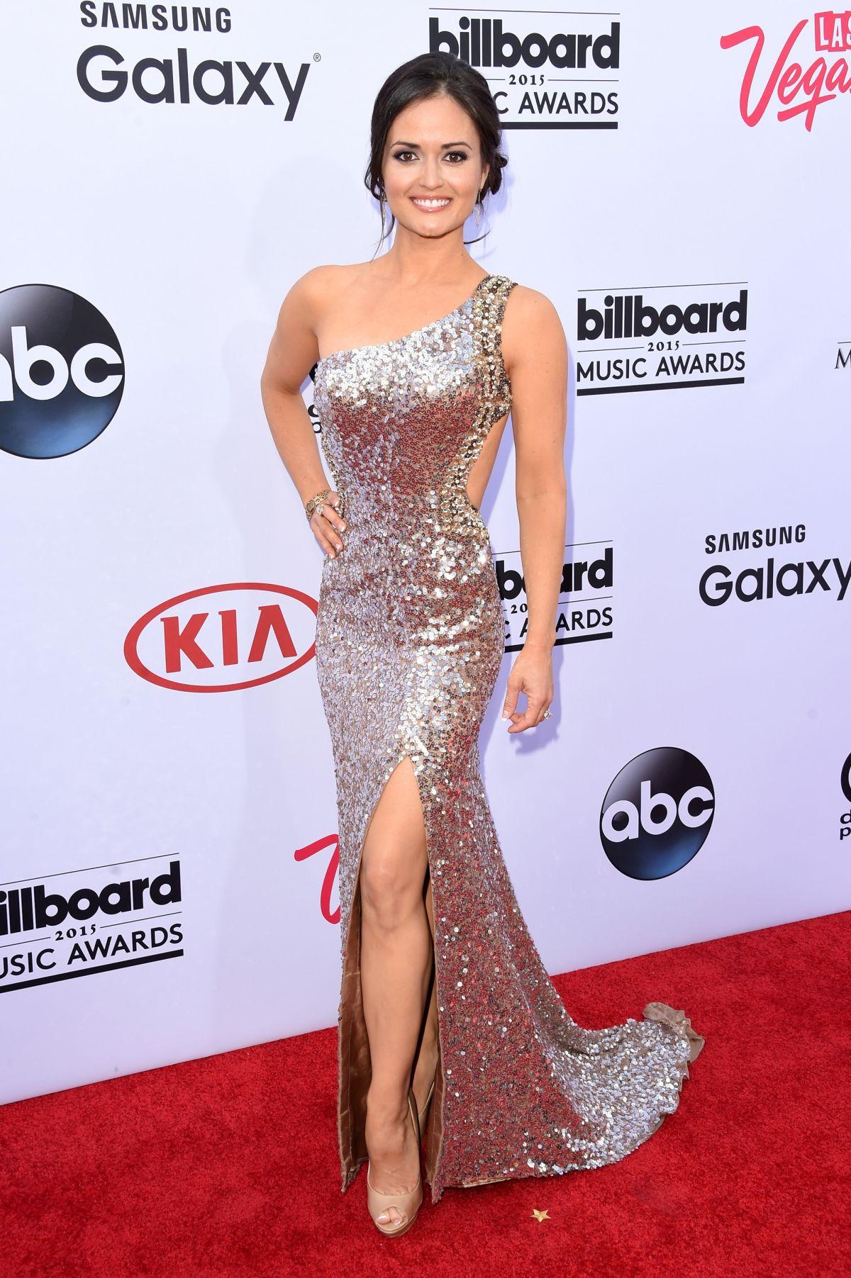 DANICA MCKELLAR at 2015 Billboard Music Awards in Las Vegas