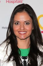 DANICA MCKELLAR at Put Your Money where the Miracles Are Campaign Lainch in Hollywood