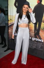 DANICA MCKELLAR at Where Hope Grows Premiere in Hollywood