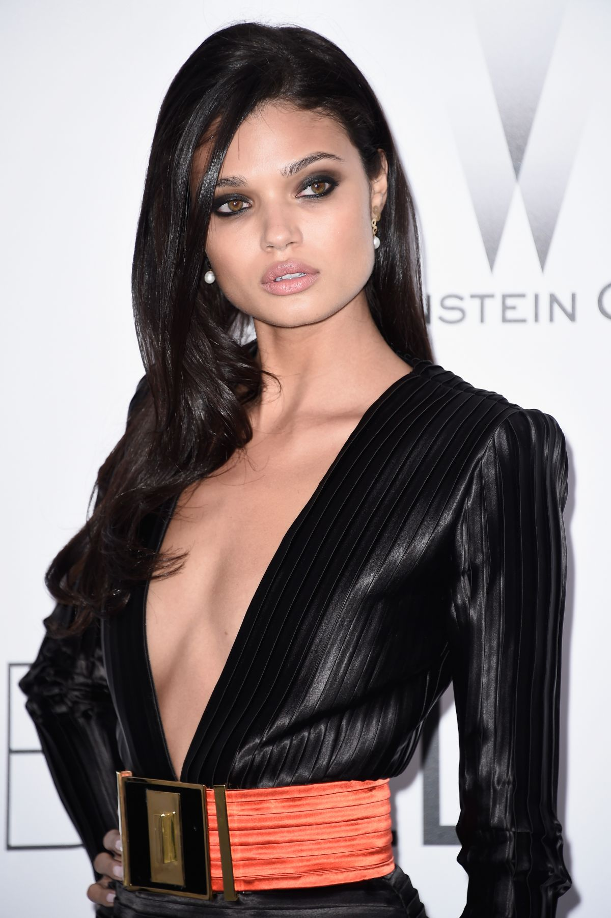 DANIELA BRAGA at Amfar's 2015 Cinema Against Aids Gala in Cap d'Antibes