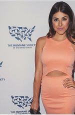 DANIELLA MONET at The Humane Society Los Angeles Benefit Gala