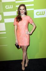 DANIELLE PANABAKER at CW Network