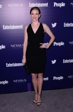 DANIELLE PANABAKER at EW and People Celebrate the NY Upfronts in New York