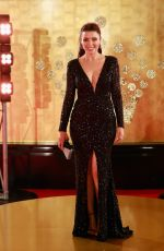 DANNII MINOGUE at Logie Awards in Melbourne