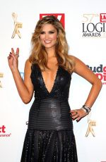 DELTA GOODREM at Logie Awards in Melbourne