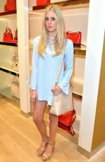 DIANA VICKERS at Folli Follie Flagship Store Opening in London