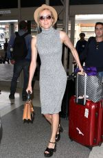 DIANE KRUGER Arrives at Airport in Paris