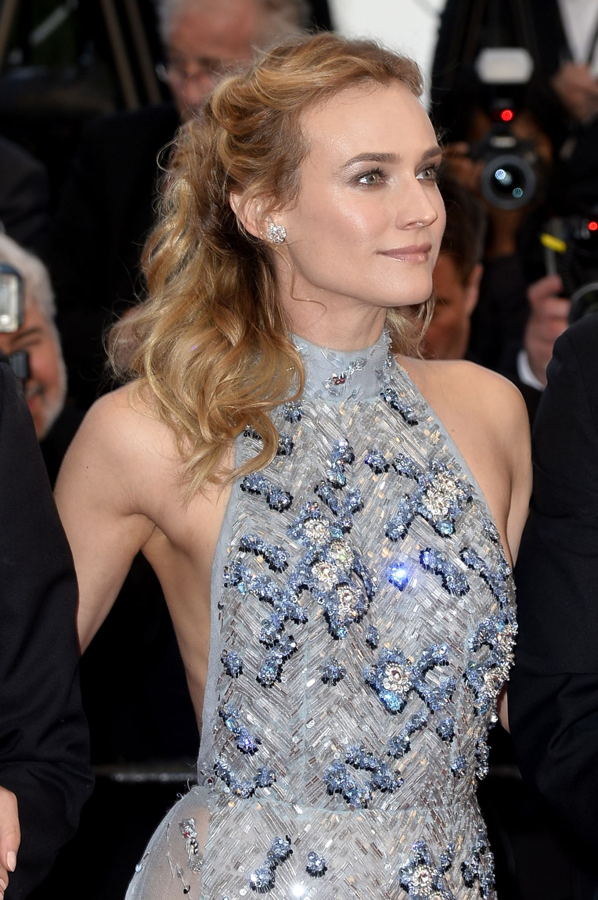 Diane Kruger At The Sea Of Trees Premiere At Cannes Film