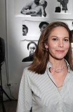 DIANE LANE at Street Poets Event in Culver City