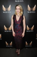 DIANNA AGRON at McQueen Press Night Performance in London