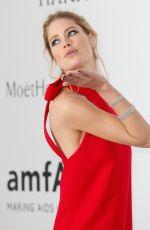 DOUTZEN KROES at Amfar's 2015 Cinema Against Aids Gala in Cap d'Antibes