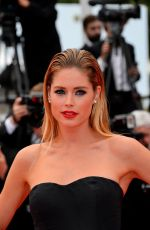 DOUTZEN KROES at Sicario Premiere at Cannes Film Festival