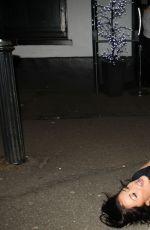 Drunken JESS IMPIAZZI Night Out at Noir in Weybridge, Surrey 05/03/2015