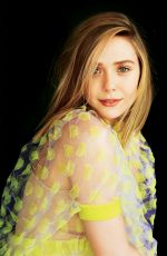 ELIZABETH OLSEN in Stella Magazine, April 2015 Issue