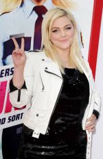 ELLE KING at Hot Pursuit Premiere in Hollywood