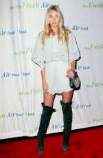 ELSA HOSK at Fresh Air Fund Salute to American Heros in New York