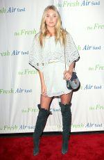 ELSA HOSK at Fresh Air Fund Salute to American Heros in New York