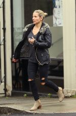 ELSA PATAKY Out and About in London 05/182015