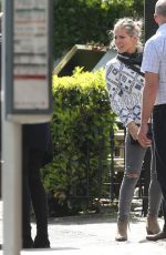 ELSA PATAKY Out nad About in London 05/08/2015