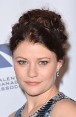 EMILIE DE RAVIN at TMA Heller 2015 Awards in Los Angeles