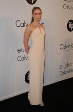 EMILY BLUNT at Calvin Lkein Party in Cannes