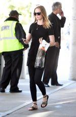 EMILY BLUNT at JFK Airport in New York 05/03/2015