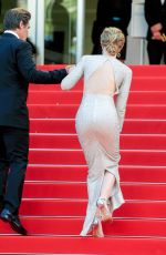 EMILY BLUNT at Sicario Premiere at Cannes Film Festival