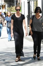 EMILY BLUNT Out in New York 05/04/2015
