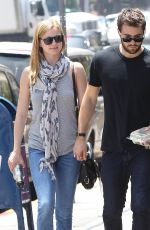 EMILY VANCAMP Out and About in Beverly Hills 05/29/2015