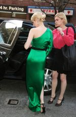 EMMA ROBERTS at MET Gala 2015 in New York