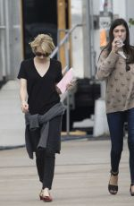 EMMA ROBERTS at Nerve Set in New York 05/22/2015